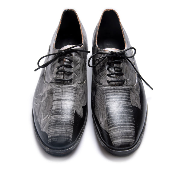 Painted Oxford shoes | Type A | Size EU 40 (US w9.5/m7.5)