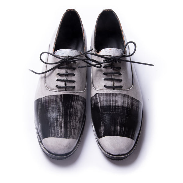 Painted Oxford shoes | Type C | Size EU 38 / US 8