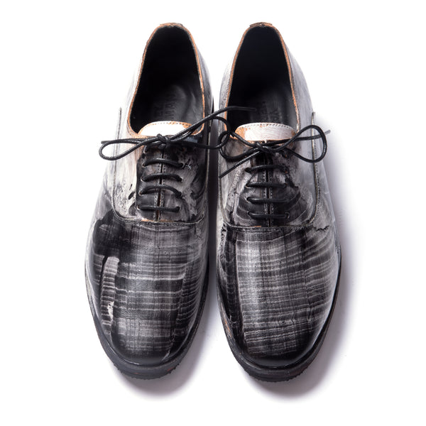 Painted Oxford shoes | Type B | Size EU 40 (US w9.5/m7.5)