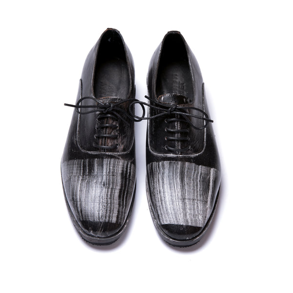 Painted Oxford shoes | Type E | Size EU 37 / US 7