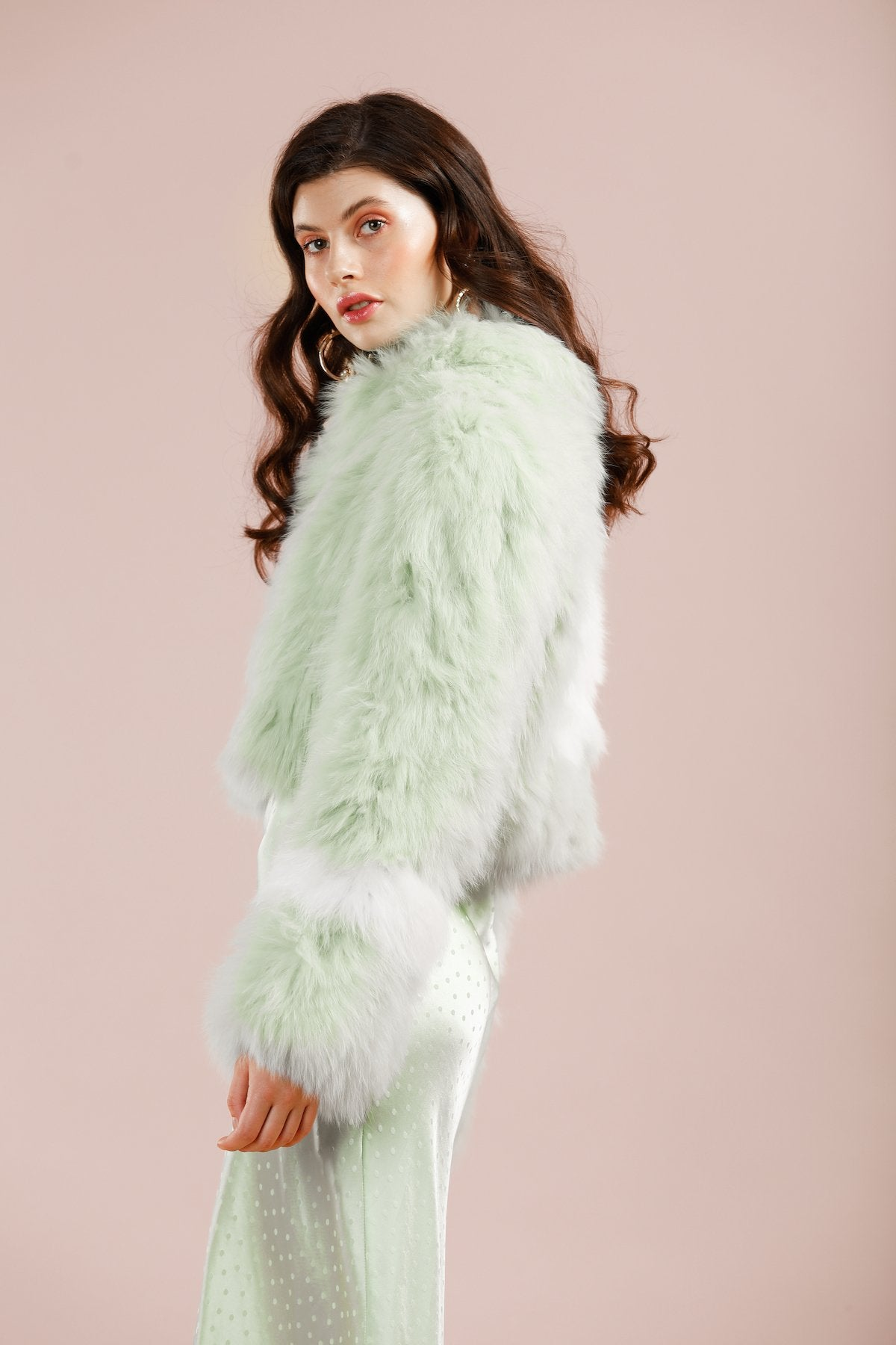 Willow Jacket -Mint