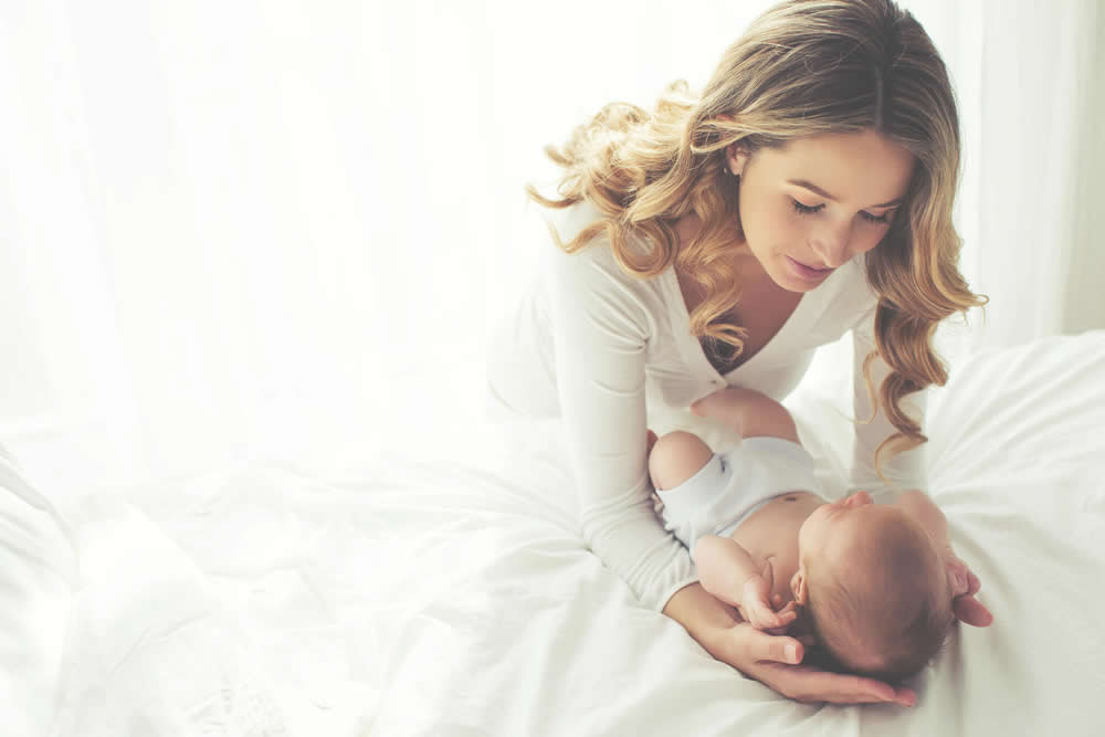 World Sleep Day 2019 - Tips for a good night's sleep for you and your baby