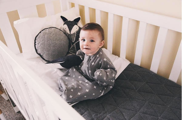 Keep Your Baby Sleeping Just Right During the Cold Chilly