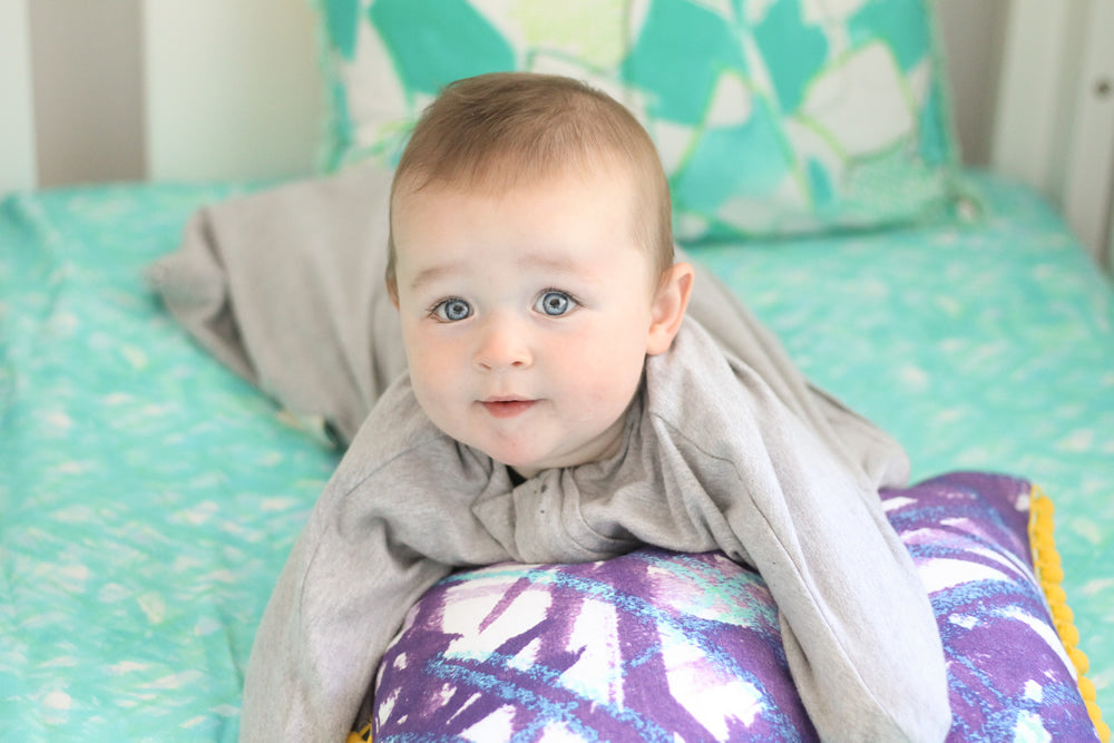 Sleep solutions to see babies through all developmental stages.  The Koala Hugs swaddle wraps ensures effective swaddling while the Sleepy Hugs sleep suit offers a gentle swaddle transitioning experience.