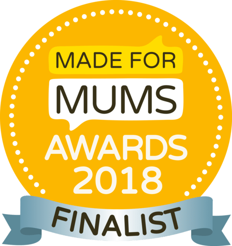 Made for mums award 2018 finalist