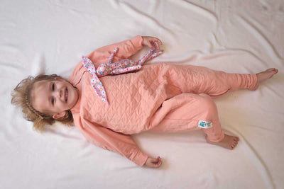 Cozy Toddler suit is the ultimate toddler sleep wear and practical alternative to pyjamas designed for the cold winter season