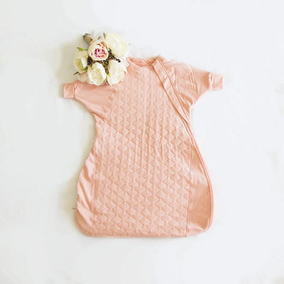 Hands In & Out 'Warm' - Peach Pink (2TOG)