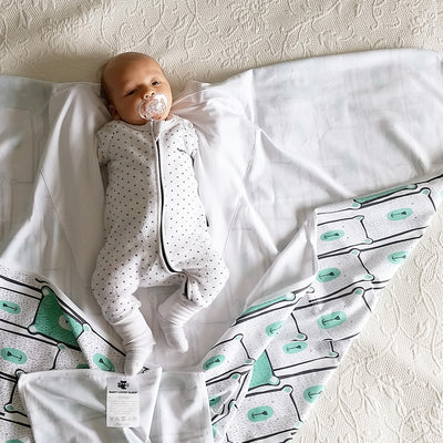 Baby Loves Sleep, Koala Hugs swaddle wraps, startle reflex, moro reflex, stretchy swaddles, receiving blanket, newborn wraps
