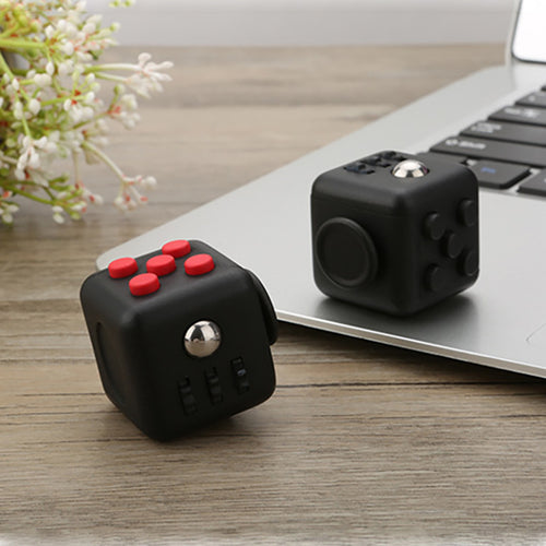 Fidget Cube Toy to Ease Your Pressure Stress