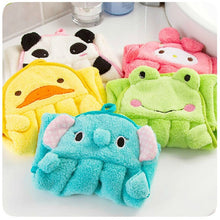Lovely Fabric Hand Dry Towel For Kids