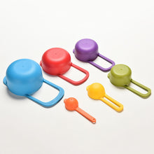 MEASURED - Nesting measuring cup set (6 pieces)