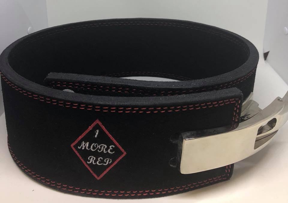 HARDCORE: LEVER WEIGHT BELT - Monsta Clothing Australia