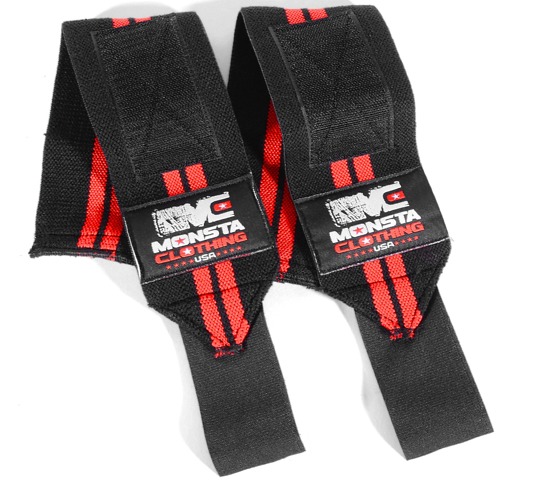 Weight Lifting Straps: Monsta A-WW-013