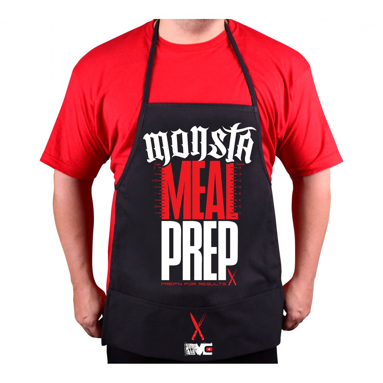 Apron: Monsta Meal Prep - Monsta Clothing Australia