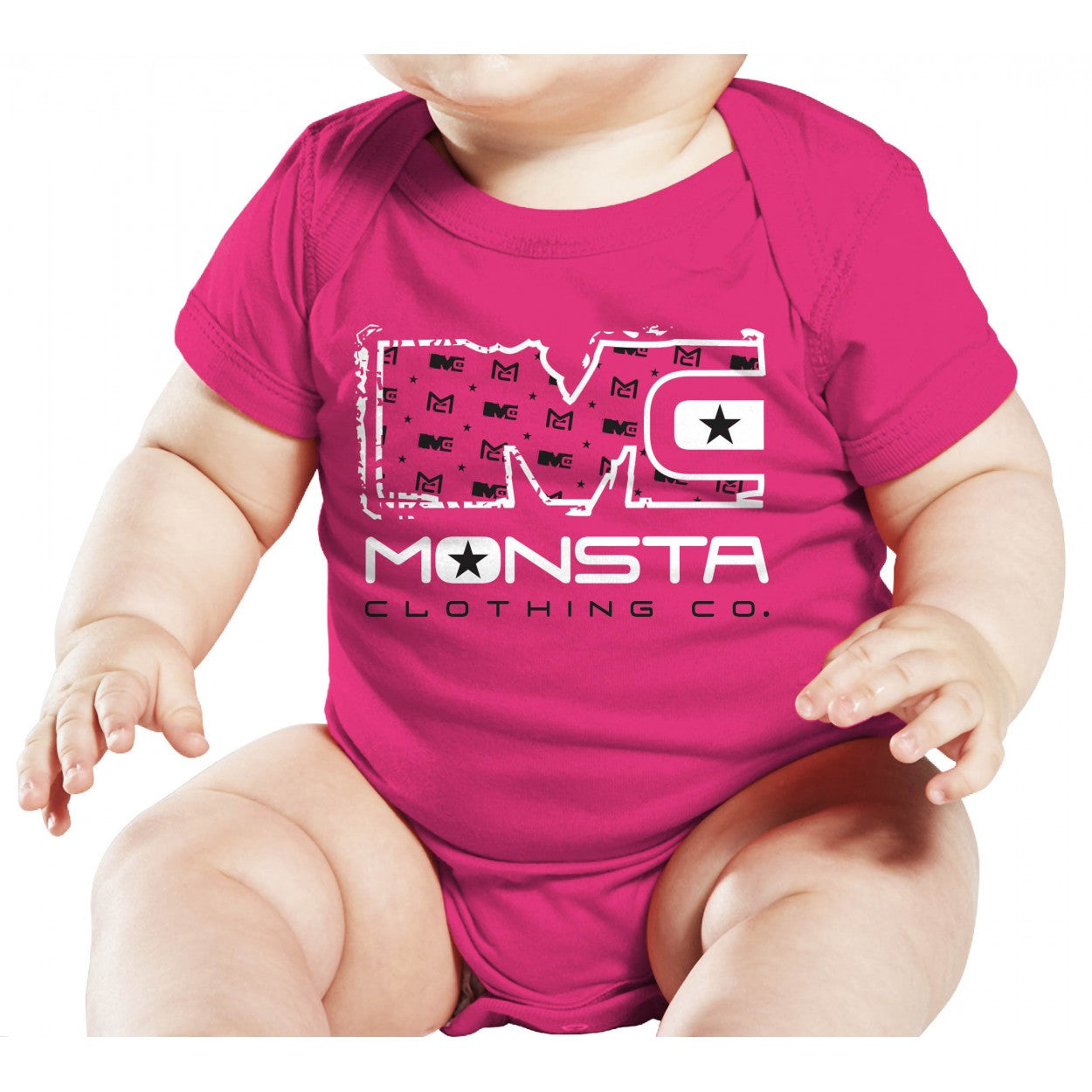 Baby: MC-Louis V Onesie - Monsta Clothing Australia