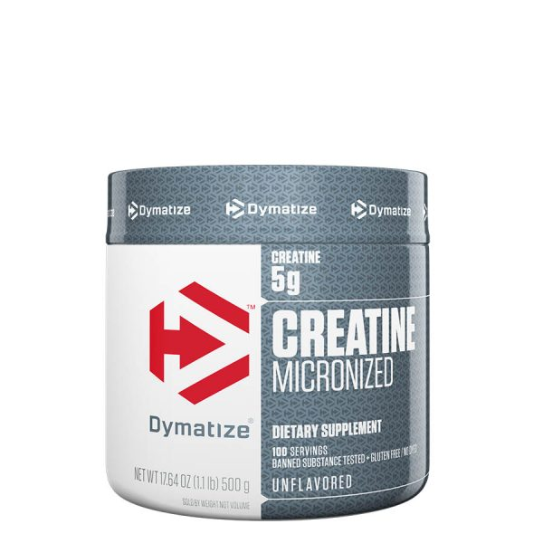DYMATIZE CREATINE MICRONIZED UNFLAVOURED