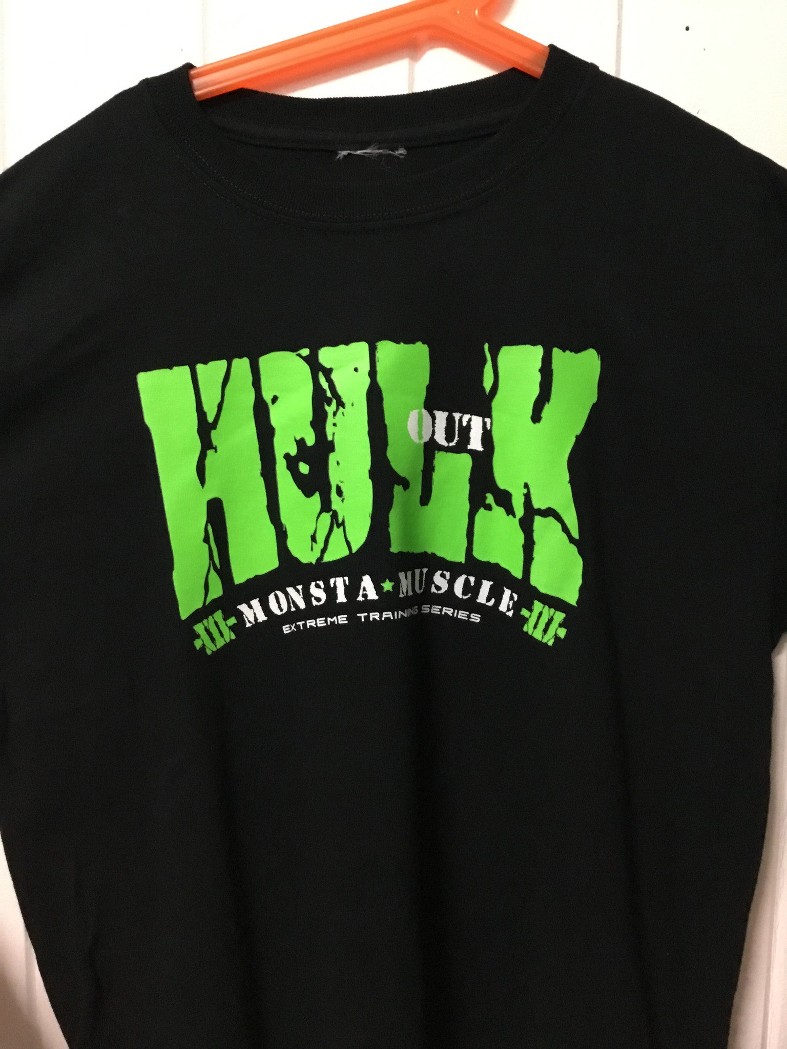 Tee: Children Wear Hulk Out - Monsta Clothing Australia
