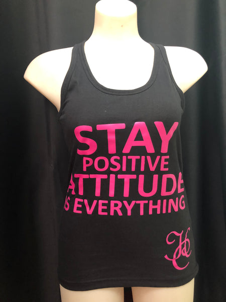HARDCORE: STAY POSITIVE ATTITUDE IS EVERYTHING