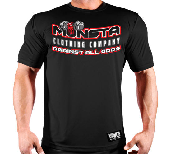 VICTORY POLY DRI TEE - Monsta Clothing Australia