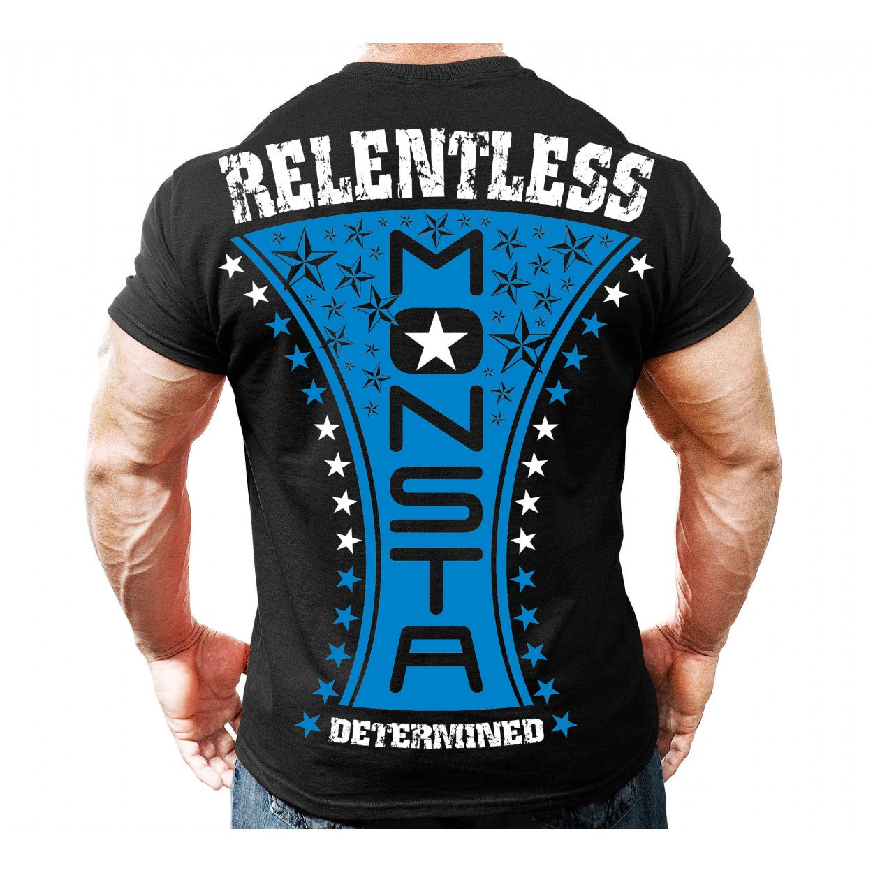 MENS RELENTLESS TEE - Monsta Clothing Australia