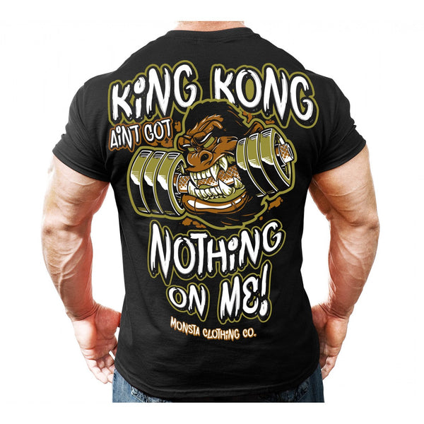 KING KONG TEE - Monsta Clothing Australia