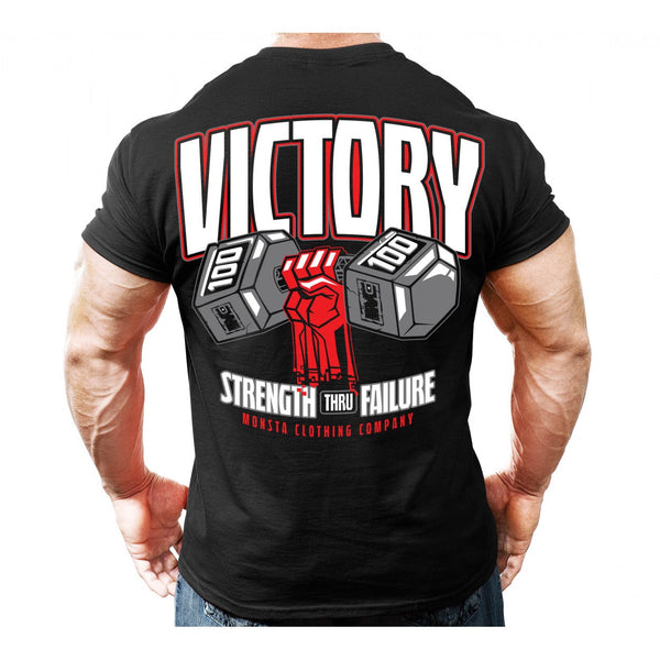 TEE: VICTORY-295 - Monsta Clothing Australia