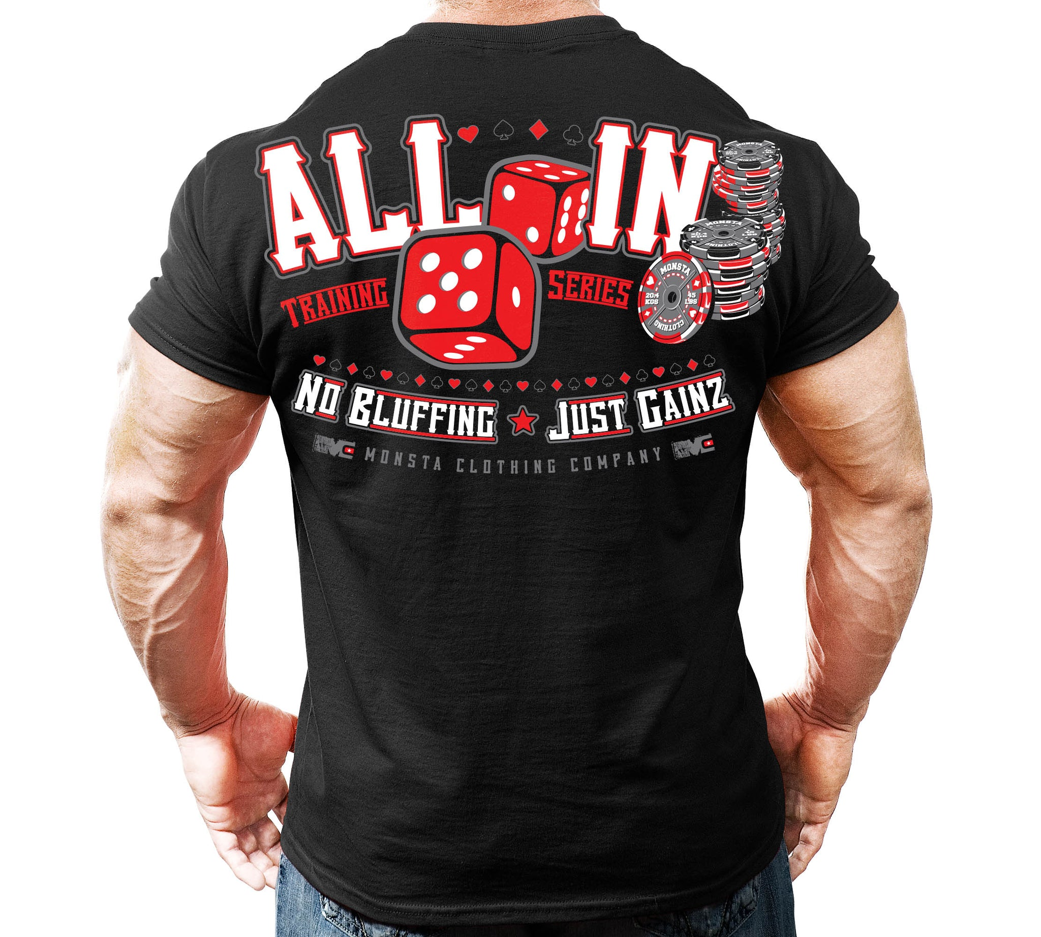 MONSTA: ALL IN: No Bluffing – Just Gainz-297 - Monsta Clothing Australia