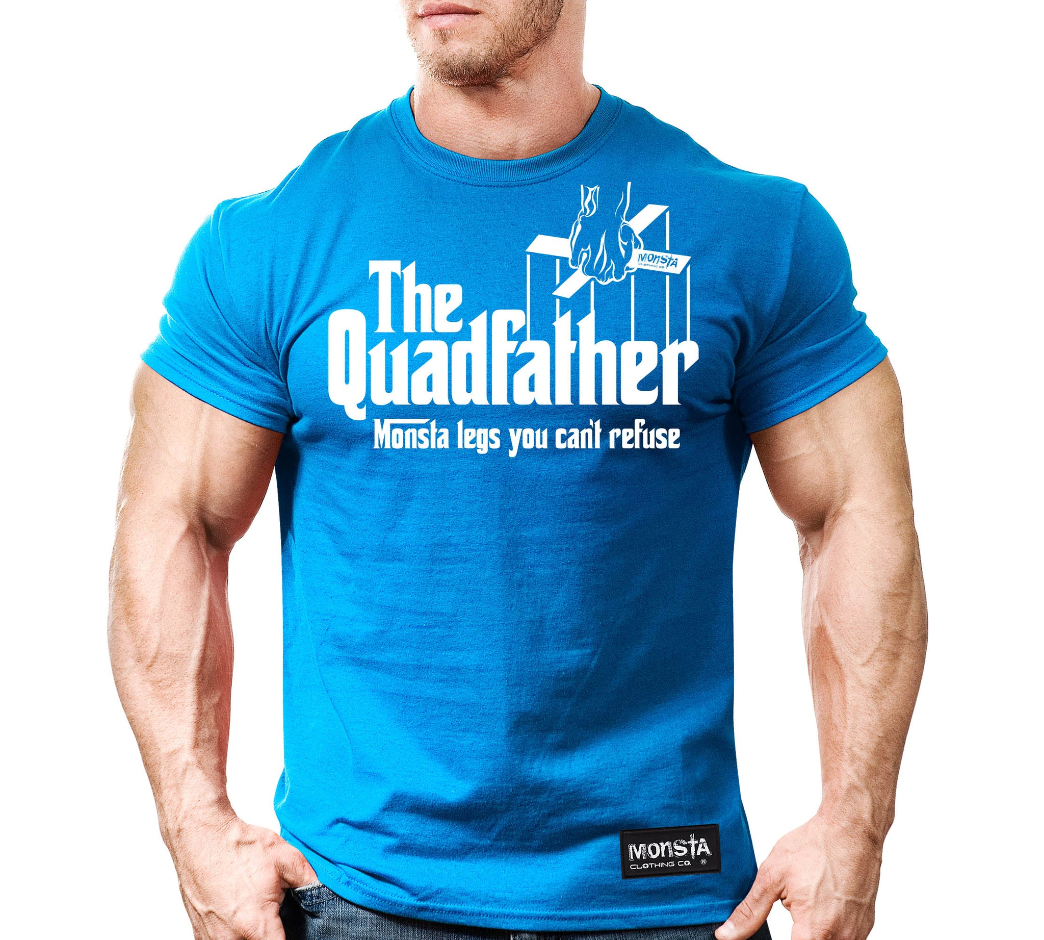 MONSTA: The QuadFather (Monsta Legs You Can't Refuse)-306 - Monsta Clothing Australia