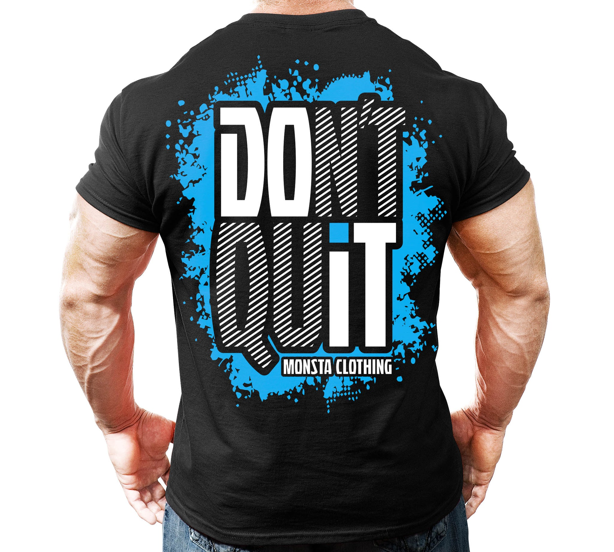 TEE: LIMITED EDITION DON'T QUIT