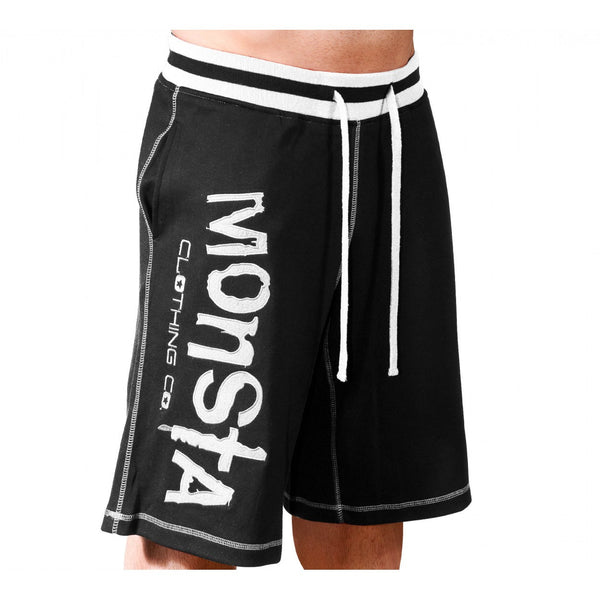 Shorts: Monsta Sweatshorts - Monsta Clothing Australia