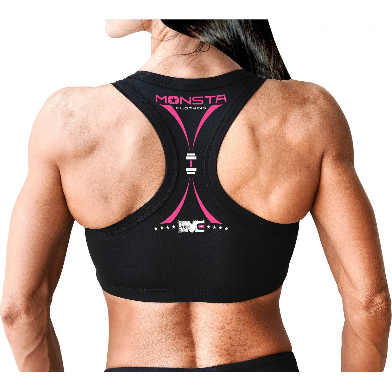 Sports Bra: Train Beast - Monsta Clothing Australia