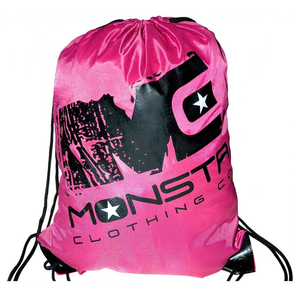 String-Cord Bag: MC Icon 33 - Monsta Clothing Australia