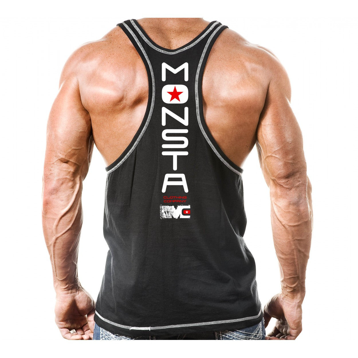 Tank: Big Muscle - Monsta Clothing Australia