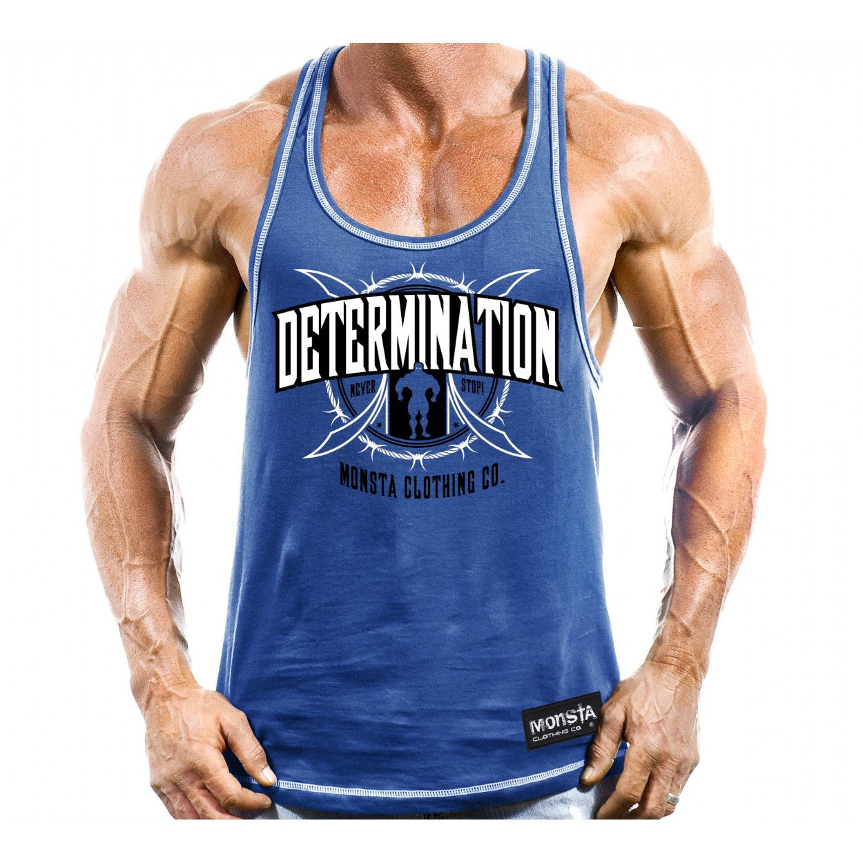 Tank: Determination - Monsta Clothing Australia