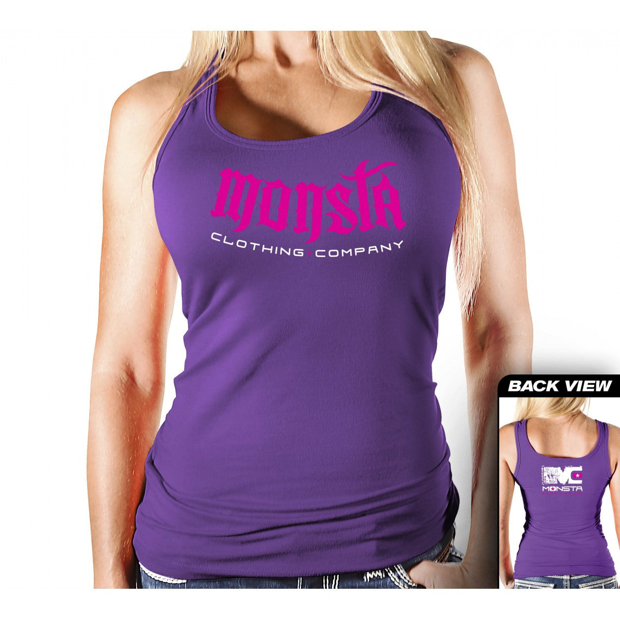 Tank: Monsta Urban - Monsta Clothing Australia