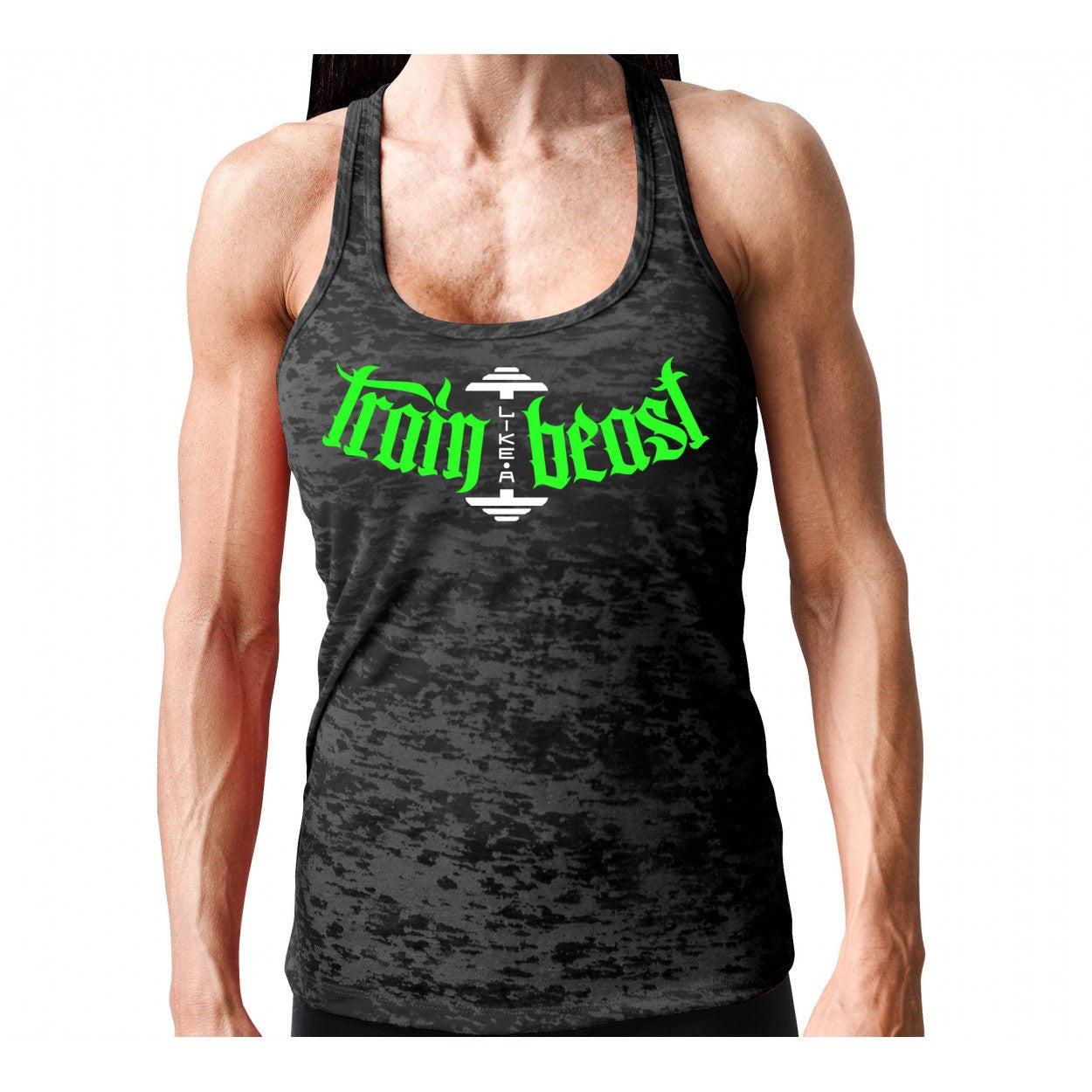 Tank: Train Like A Beast - Monsta Clothing Australia
