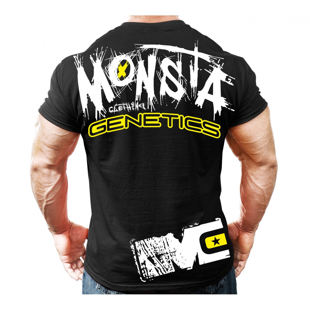 Tee: Monsta Genetics - Monsta Clothing Australia