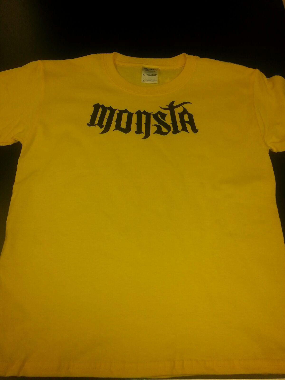 Tee: Children Wear Monsta - Monsta Clothing Australia