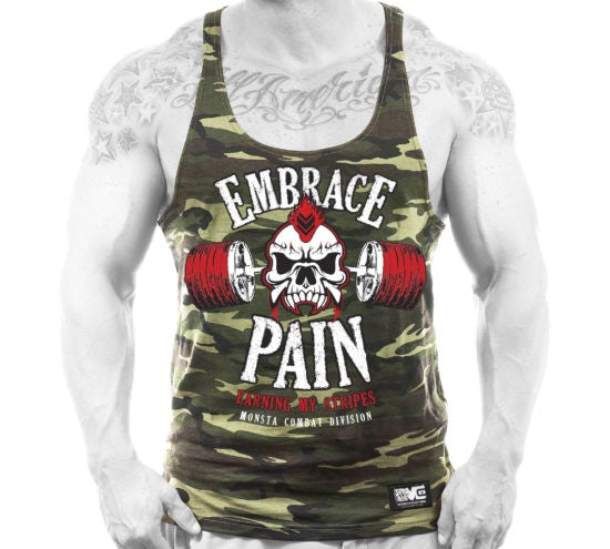 EMBRACE PAIN RAZOR - Monsta Clothing Australia