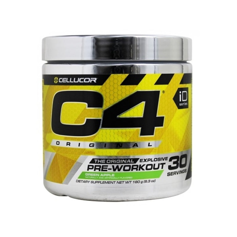 C4 ID PRE WORKOUT - Monsta Clothing Australia