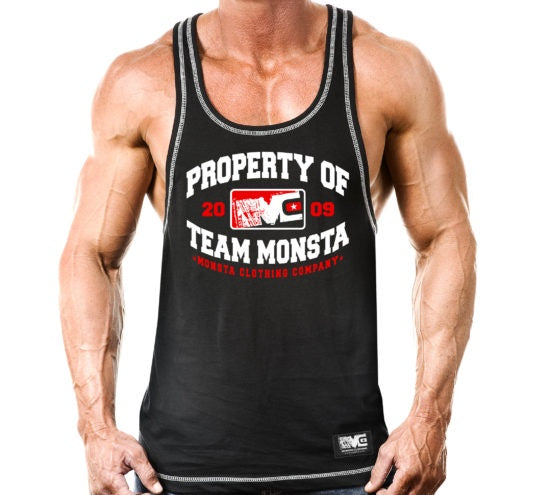 PROPERTY OF TEAM MONSTA - Monsta Clothing Australia