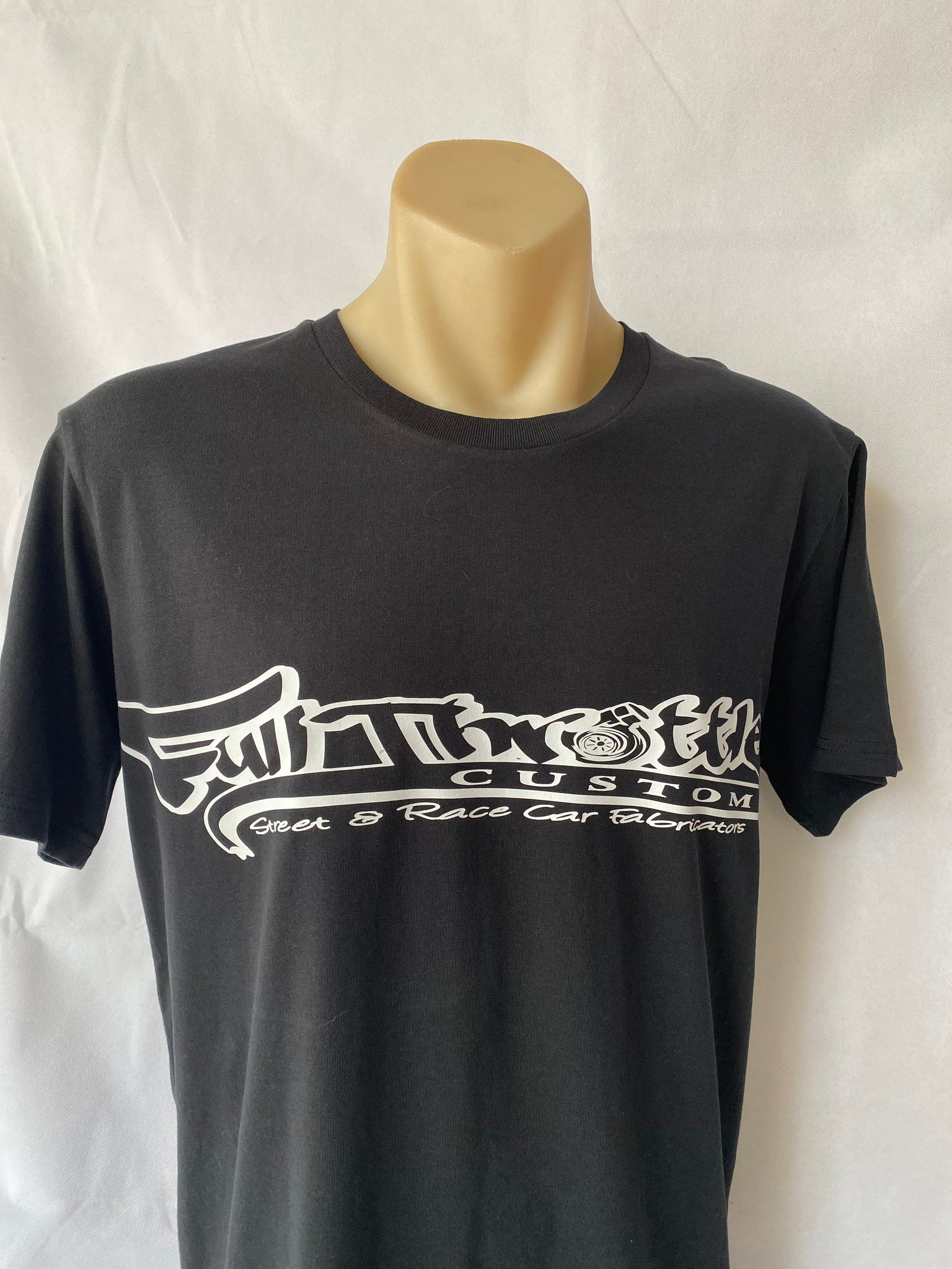 FULL THROTTLE CUSTOMS DRAG TREE TEE