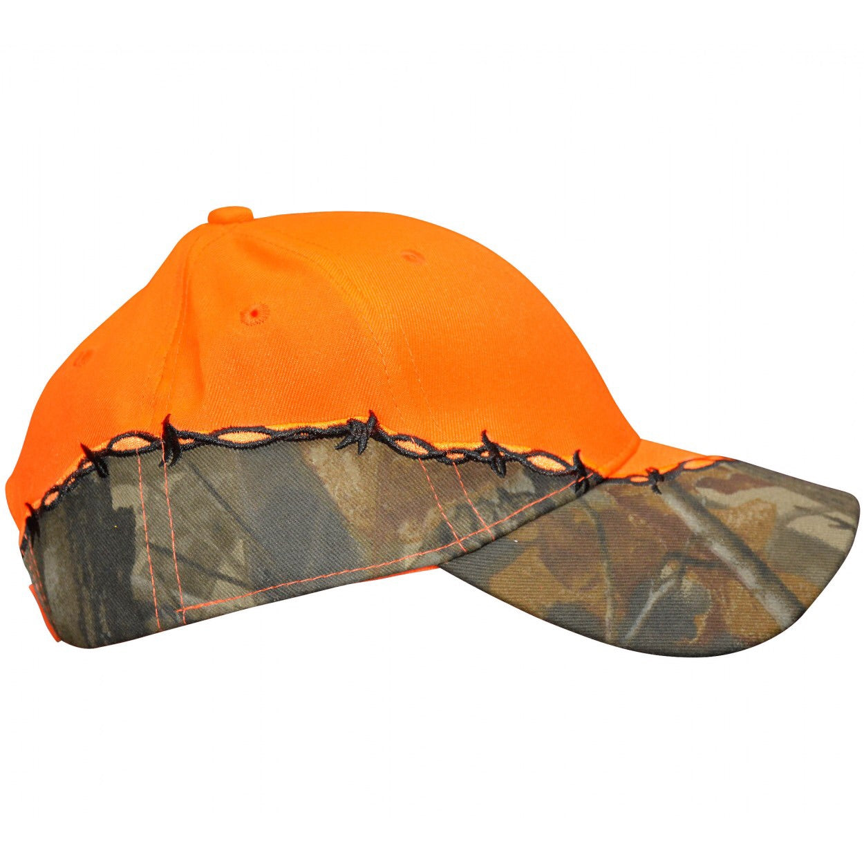 HAT: FLURO ORANGE HAT 904-CAMO - Monsta Clothing Australia