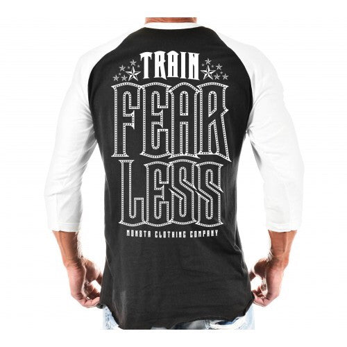 RAGLAN: TRAIN FEARLESS 262 - Monsta Clothing Australia
