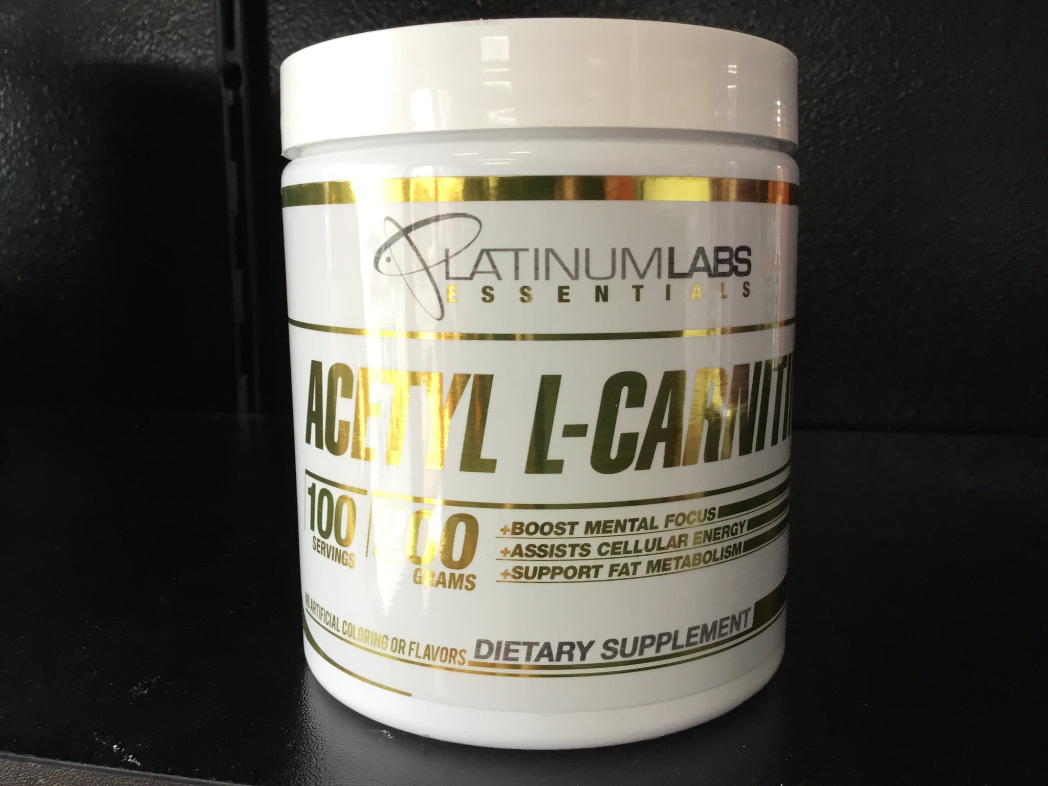 SUPPLEMENTS: ACETYL L-CARNITINE - Monsta Clothing Australia