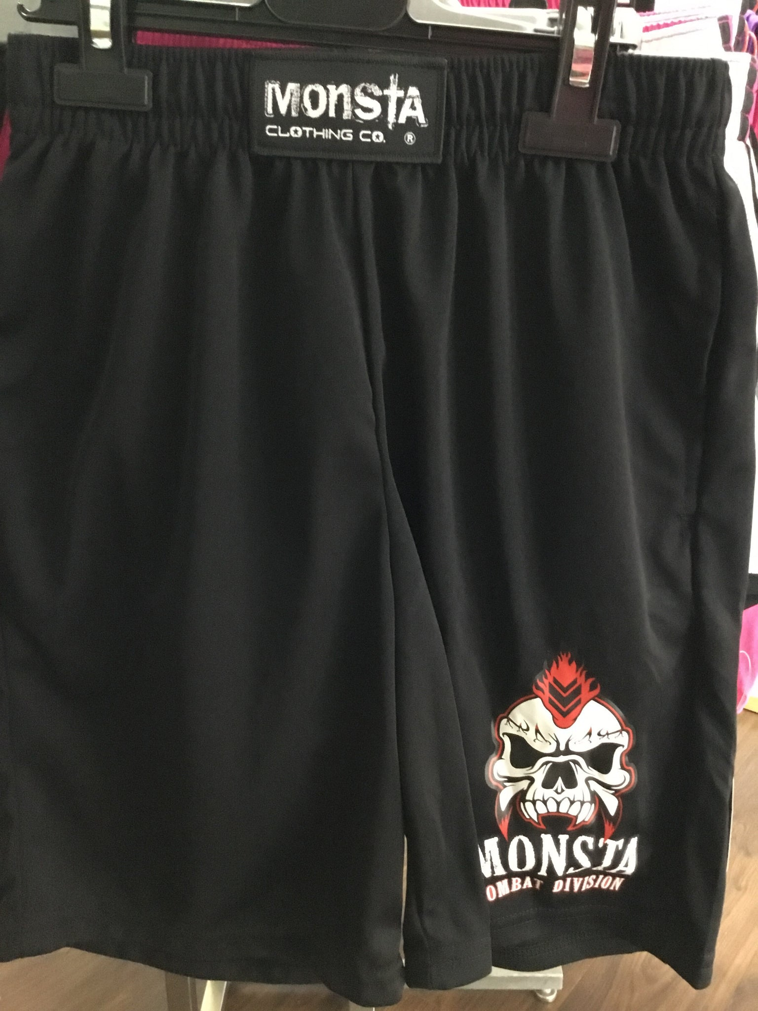 Boys Combat Shorts - Monsta Clothing Australia
