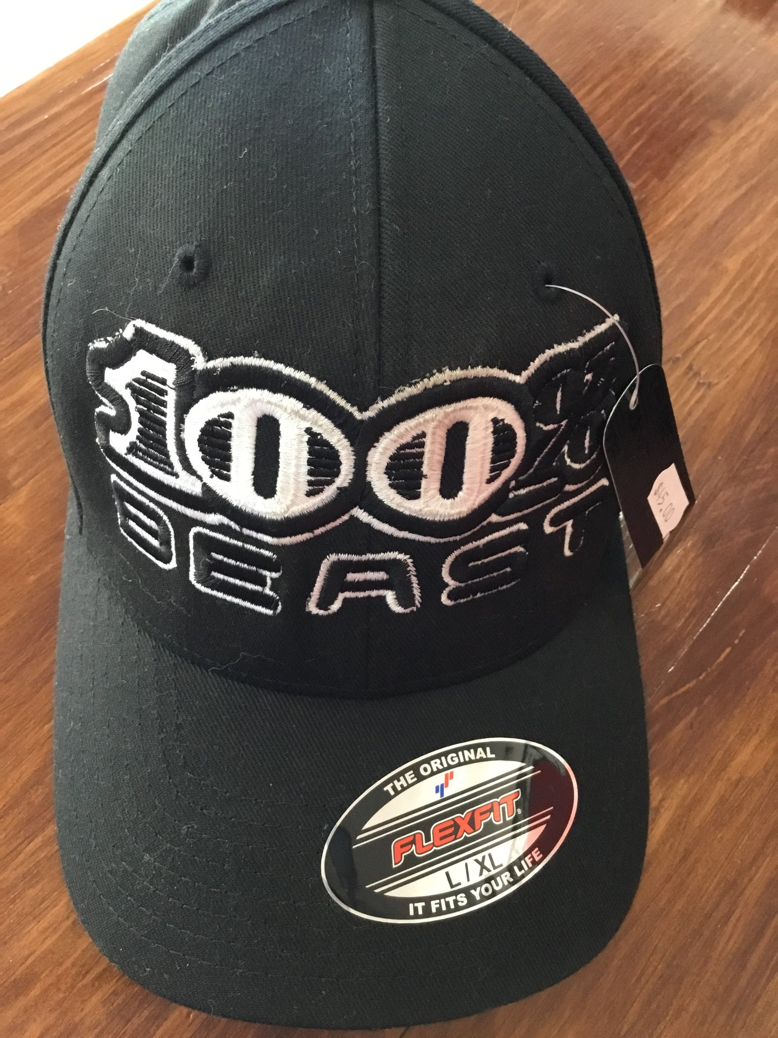 HAT: 100% BEAST HAT - Monsta Clothing Australia