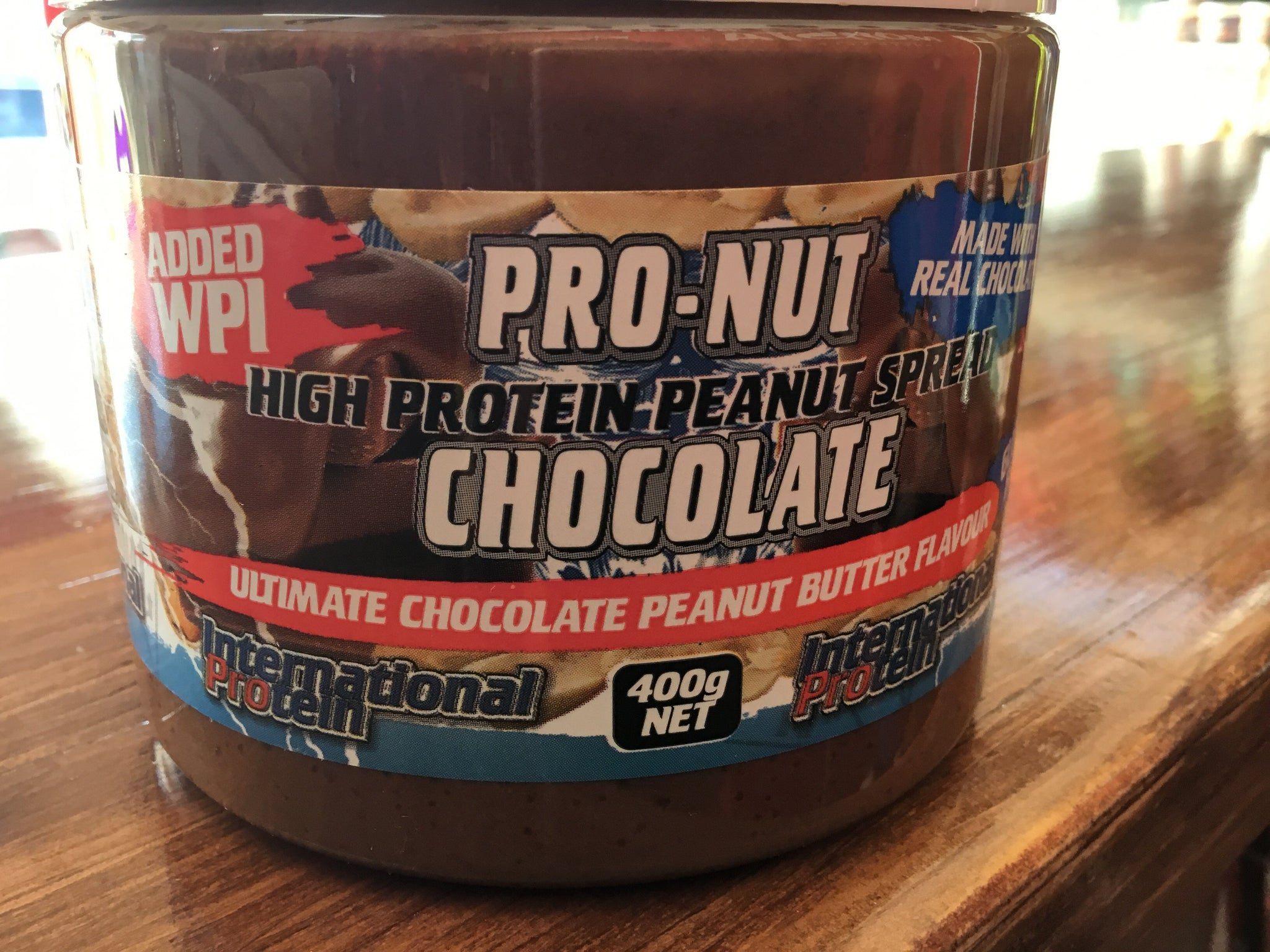 SPREAD: PRO NUT CHOC SPREAD - Monsta Clothing Australia