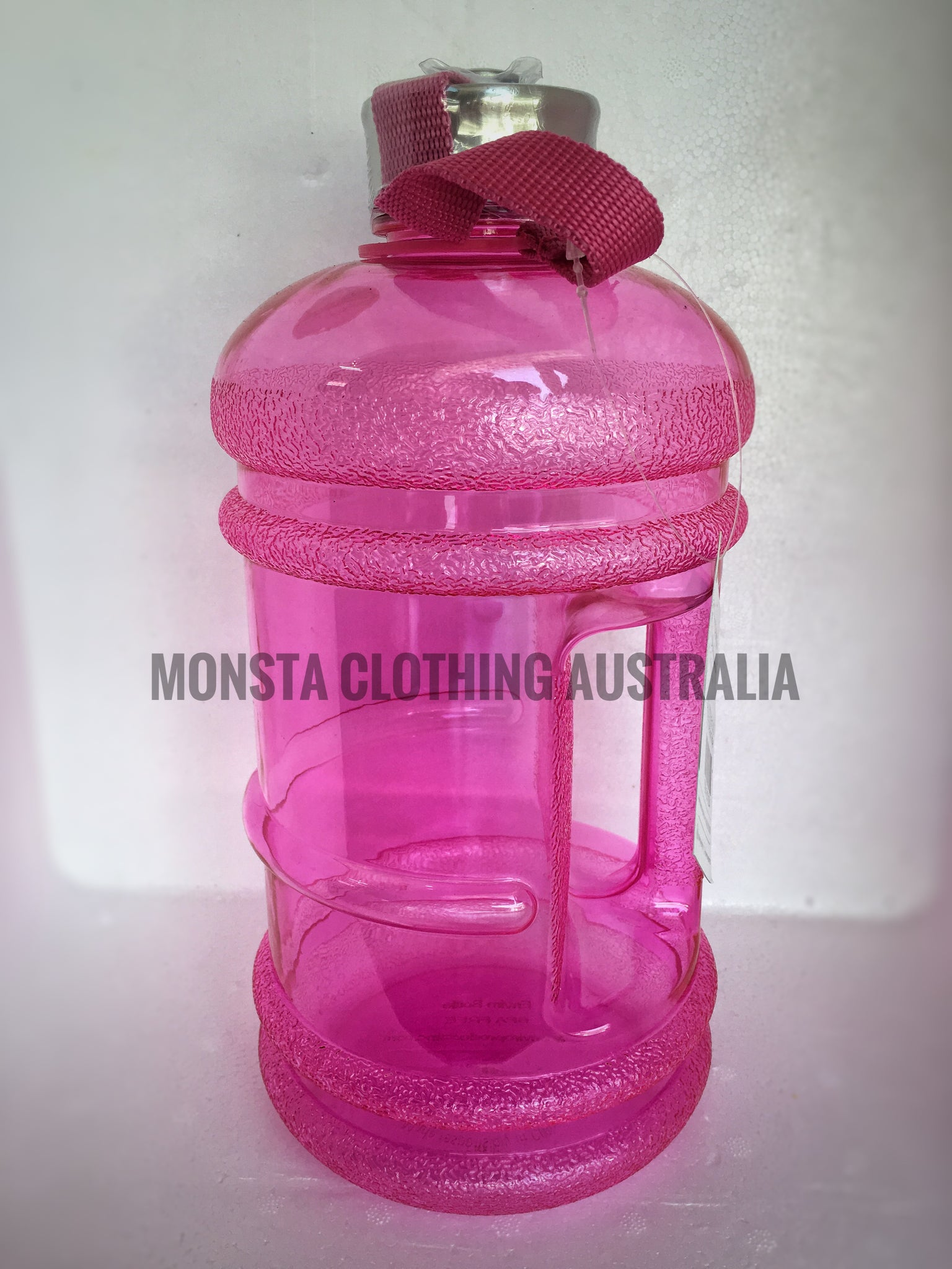 DRINK BOTTLE: 2.2L - Monsta Clothing Australia
