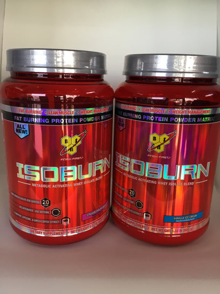 SUPPLEMENTS: BSN ISOBURN PROTEIN - Monsta Clothing Australia